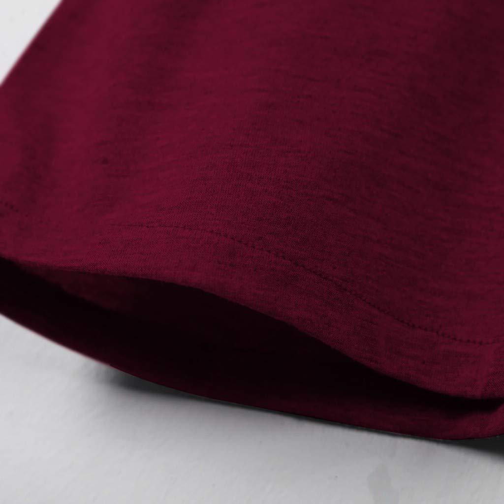 LuckyGirls Remera Mujer Camisetas de Manga Corta de Lentejuelas Splicing Cuello en V T-Shirt Casual Top Suelto Blusa Verano Camisas