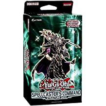 Yu-Gi-Oh! TCG Spellcaster's Command Structure Deck