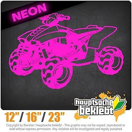 Women vs Neon Decal Sticker Bumper Rear Window Vinyl Motorcycle Chrome KIWISTAR man 15 COLORS