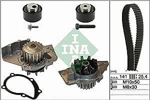 Kit distribución + Bomba Agua Ina 530011130: Amazon.es: Coche y moto