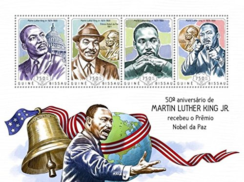 Martin Luther King Stamp - 9