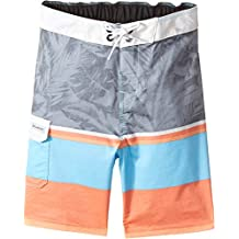 Billabong Kids Mens Spinner LT Print (Toddler/Little Kids)