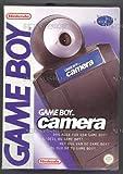Game Boy camera bleue