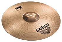 Sabian 41609X 16-Inch B8X Rock Crash Cymbal