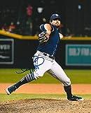 Autographed Brad Hand Photo - 8x10 COA - Autographed MLB Photos