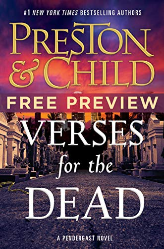 Verses for the Dead (Free Preview: The First Four Chapters ) (Agent Pendergast) by [Preston, Douglas, Child, Lincoln]