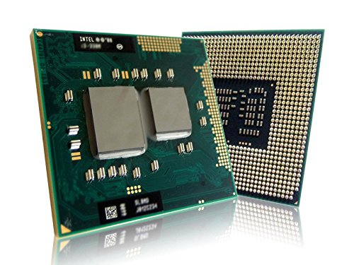 Intel Core i5-580M SLC28 Mobile CPU Processor Socket - Socket G1 Processor