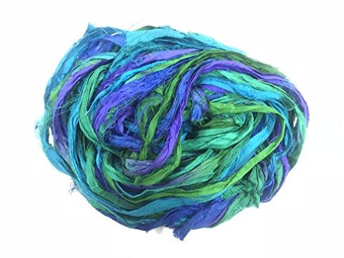 Sari Silk Ribbon super bulky yarn