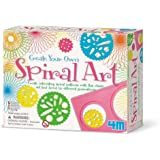 4M Create Your Own Spiral Art Set