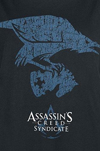 Assassins Creed Rook Girl Shirt Frauen T-Shirt Schwarz