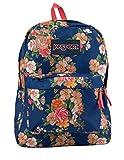 JanSport Superbreak 25L Backpack (Paper Floral): more info