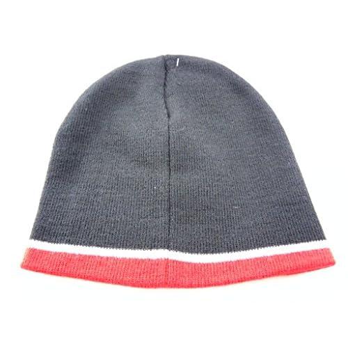 c6359962f9b Nike Jordan Jumpman KNit Boys Youth Hat Size 8 20 Black Red ...