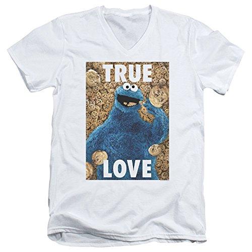 Sesame Street Herren T-Shirt Opaque weiß weiß