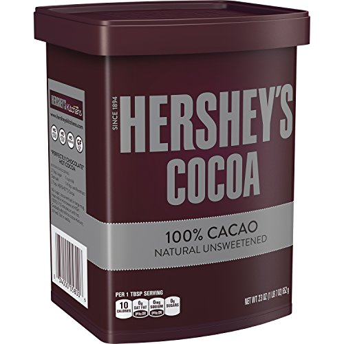 Gift Classic Cookie Gourmet Basket - HERSHEY'S Cocoa, 100% Natural Unsweetened Cacao, 23 Ounce Can