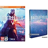 Battlefield V - Steelbook Edition (exclusive to Amazon.co.uk) - (PC)