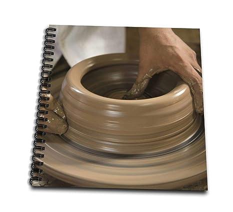 3dRose db 86881 _ 8 Nicaragua, Catarina Pottery de Rueda y Arcilla SA14 JME0128 John