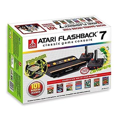 Import - Consola Retro Atari Flashback 7 (Incluye 101 Juegos) a buen precio