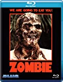 Zombie [Blu-ray] cover.