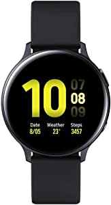 Samsung SM-R820NZKAXSA Galaxy Watch Active 2- Black 44mm BTH