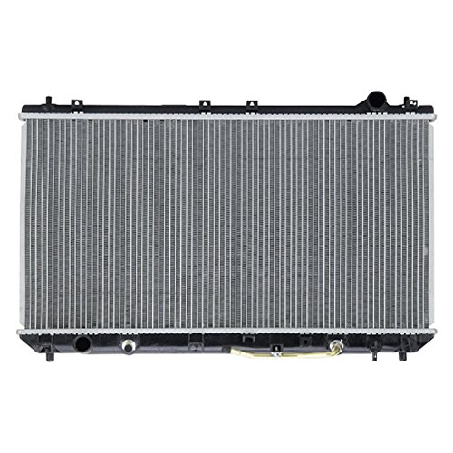 JSD B040A A/T AT Radiator for Toyota 97-01 Camry 99-01 Solora Lexus 97-01 ES300 3.0L V6 6Cyl Ref# CU1910 ()