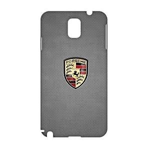 Cool-benz Porsche car logo (3D)Phone Case for Samsung Galaxy note3