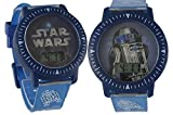 Star Wars Kid's R2D2 Lenticular Dial Watch RTD3219