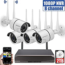 Image of the product Security Camera System that is listed on the catalogue brand of WEILAILIFE.