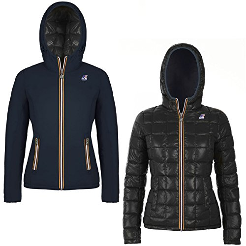 K-Way JACKETS LILY THERMO PLUS DOUBLE Cold Buster WOMAN aYciiC