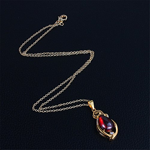 BLOOMCHARM Necklace Pendant,Women's Jewelry, Birthday Gifts for Women Girls by BLOOMCHARM (Image #4)