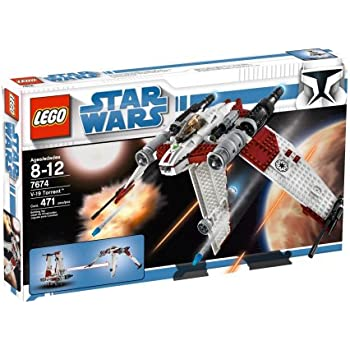 lego star wars v 19 torrent 7674 toys games. Black Bedroom Furniture Sets. Home Design Ideas