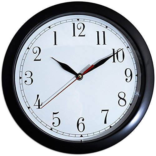 Island Dogs Backwards Clock ()