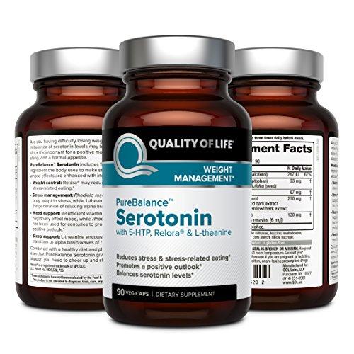 Pure serotonin