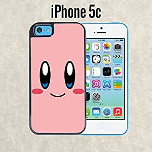 iPhone Case Cartoon Girl Cute Kirby LOL for iPhone 5c Black 2 in 1 Heavy Duty (Ships from CA)