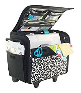 Everything Mary Rolling Sewing Machine Tote from Everything Mary