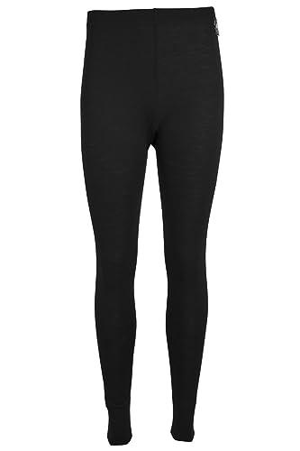 Mountain Warehouse Pantalón Merino para mujer Negro 40