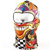 Tofern 20 Styles Balaclava Hood Full Face Masks Cycling Skiing Neck Head Protector Anti-UV, BB-18