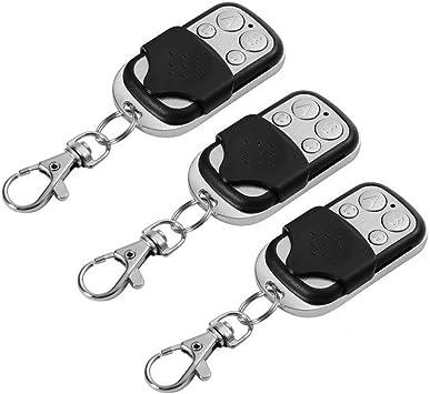 Electric Cloning Universal Gate Garage Door Remote Control Key Fob 433mhz Remote