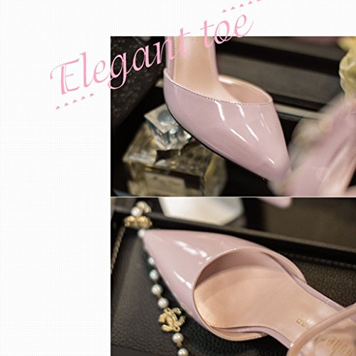 Chaussures Rendez Cosy Talons Pure Vous Rose Couleurs Mouth Shallow Sunny Party Hauts Femmes xwYvv6F