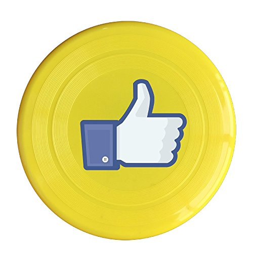 Promotional Flying Discs - XJBD Unisex You're The Best One Outdoor Game, Sport, Flying Discs,Game Room, Light Up Flying, Sport Disc ,Flyer Frisbee,Ultra Star Yellow One Size