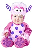 ASVP Shop New Baby Boys Girls Toddler Animal Halloween Xmas Party Fancy Dress Costume Jumpsuit (12-18 months, Pink Monster)