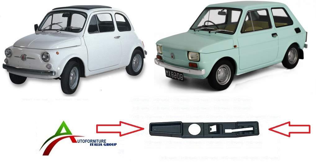 126 Autoforniture italia vano copritunnel Interno portaoggetti for Vecchia 500 F//L//R