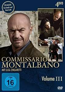 Commissario Montalbano - Volume III [Alemania] [DVD]