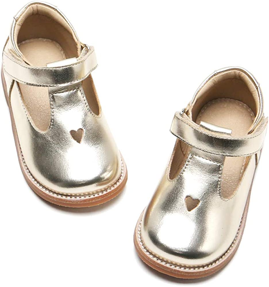 Ballet Flats for Girl Party School Shoes Felix /& Flora Toddler Little Girl Mary Jane Dress Shoes