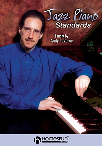 Jazz Piano Software - Learn to Play Jazz Piano Standards [Instant Access]