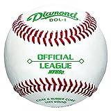Diamond DOL-1 NFHS Baseballs Official League