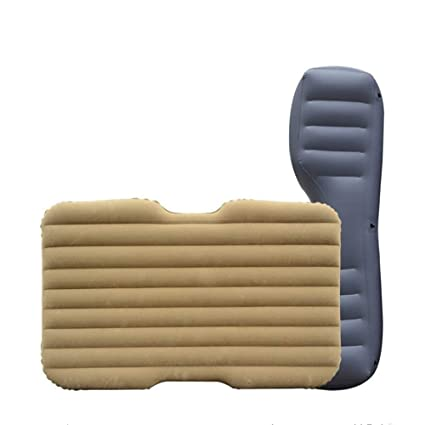 Amazon.es: Car Colchón engrosado portátil coche cama ...