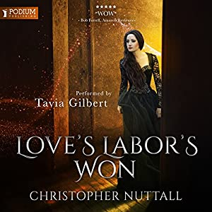 Love's Labor's Won Hörbuch