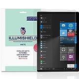 Microsoft Surface Book Screen Protector [2-Pack], iLLumiShield - Anti-Glare (Matte) HD Clear Film/Anti-Bubble & Anti-Fingerprint/Japanese Shield