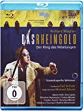 Wagner: Das Rheingold (St. Clair Ring Cycle Part 1) [Blu-ray]