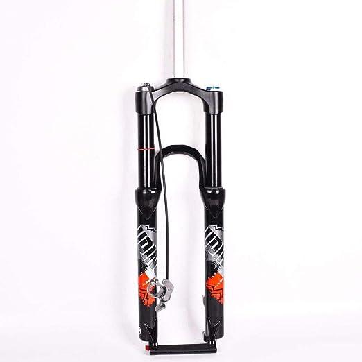 HUANGB Horquilla De Suspensión MTB Bicicleta Amortiguador Air ...